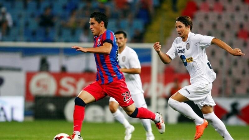 Doar pentru orgoliu. Clujenii de la CFR joaca fara nicio prima cu Steaua