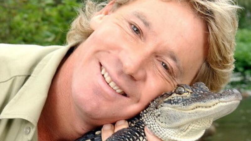Ultimele imagini cu Steve Irwin inainte de a muri. Un fan al sau a decis sa le faca publice. VIDEO