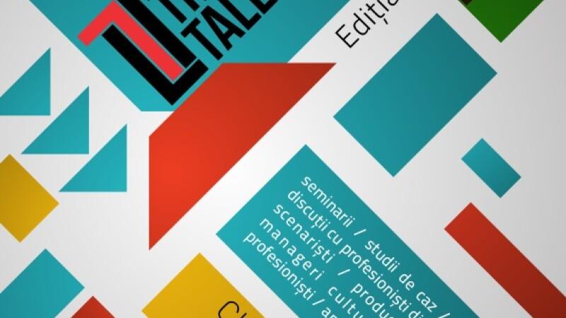 TIFF da startul inscrierilor la Transilvania Talent Lab