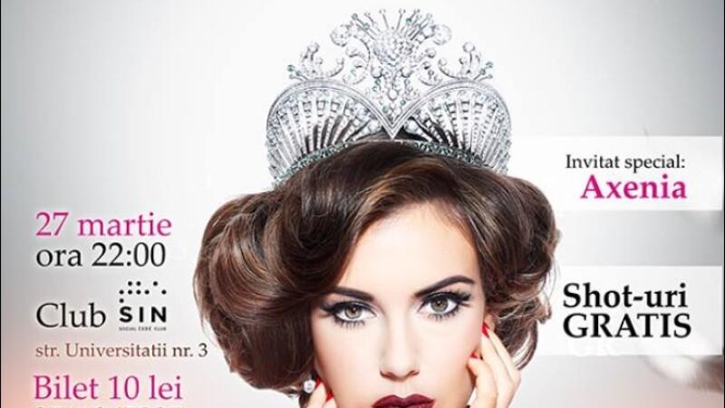 Miss Basarabia se alege al Cluj-Napoca