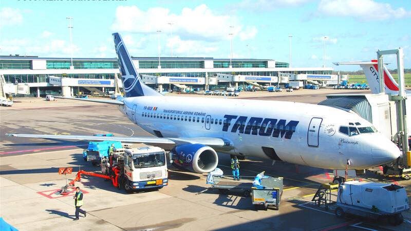 avion aeroport TAROM