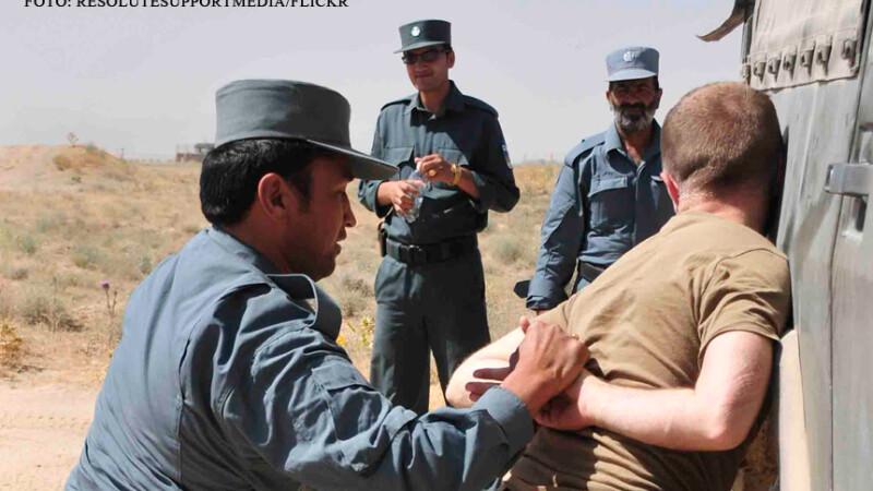 politisti spanioli arestare