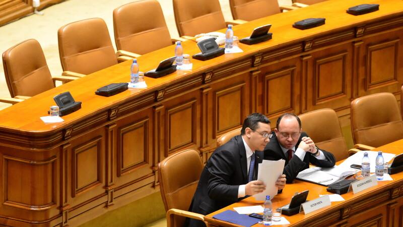 Victor Ponta, Bogdan Aurescu