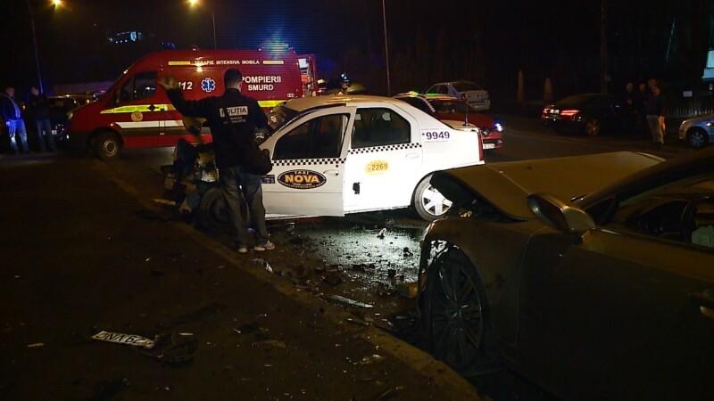 Interlopul din Cluj care a fugit de la locul accidentului, s-a predat