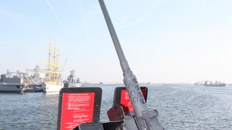 Exercitiu militar Marea Neagra