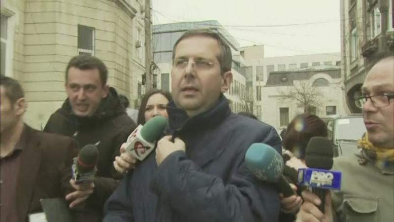 DNA cere arestarea preventiva a deputatului PNL Teodor Nicolescu. Acuzatiile care i se aduc fostului vicepresedinte ANRP