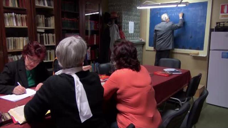 cursuri de franceza pentru pensionari Galati