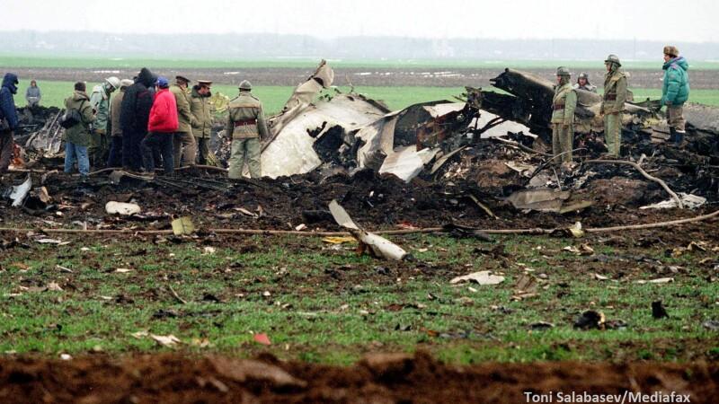 accident aviatic Balotesti