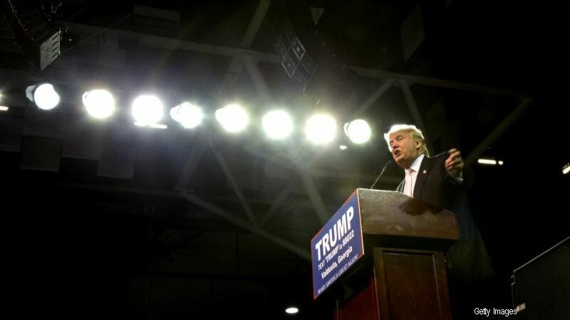 miting Trump