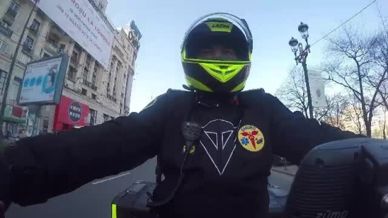 Moto SMURD