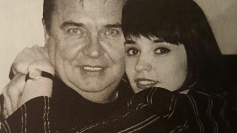 Andreea Marin si tatal ei