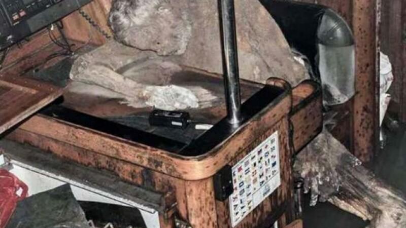 Ce au descoperit langa trupul mumificat al germanului gasit pe iahtul sau. Ultimul mesaj pe care i l-a scris sotiei sale