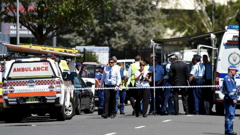 atac armat Sydney