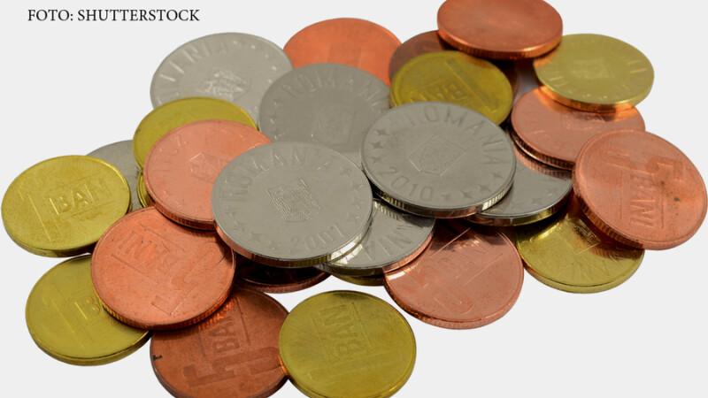 monede lei romanesti