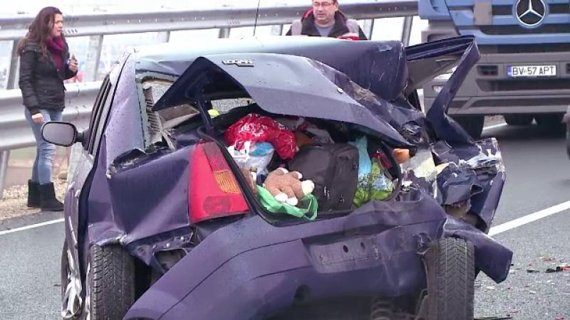 accident Brasov