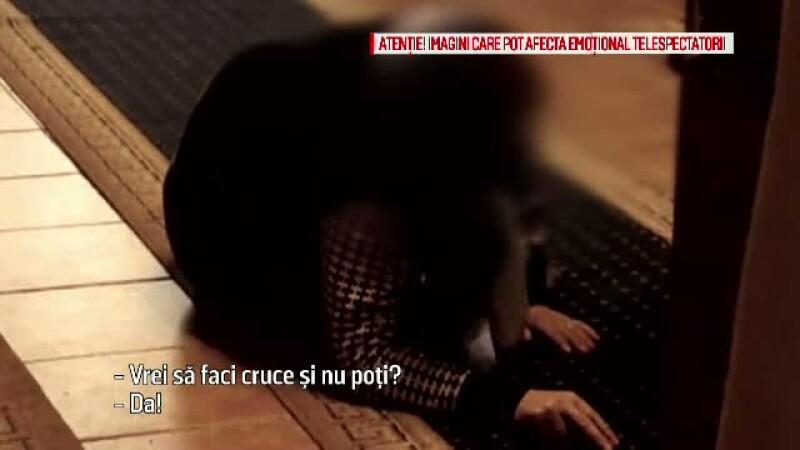 exorcizarea din Bacau