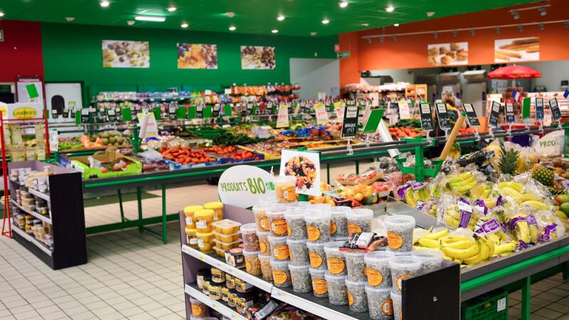 supermarket Franta