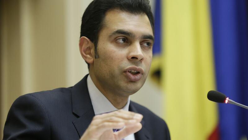 Reza Baqir, seful misiunii FMI pentru ROmania