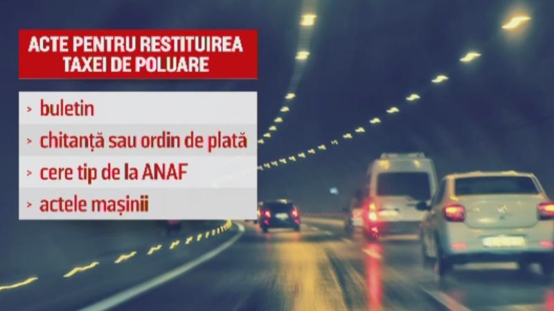 taxa poluare