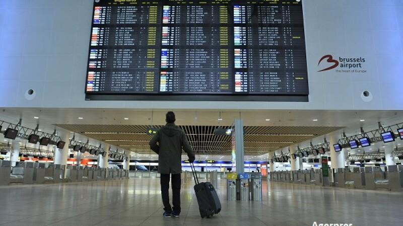Aeroportul Zaventem, Bruxelles