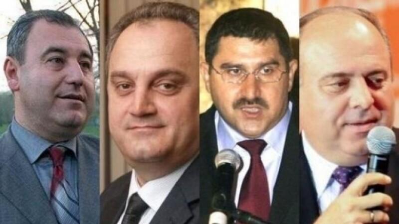 Gabriel Sandu, Gheorghe Stefan, Dorin Cocos, Nicolae Dumitru - Microsoft