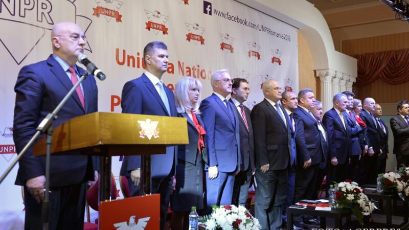 Conferinta Nationala a Uniunii Nationale pentru Progresul Romaniei.