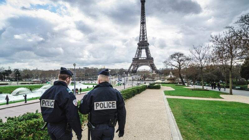 Franta, turisti, terorism