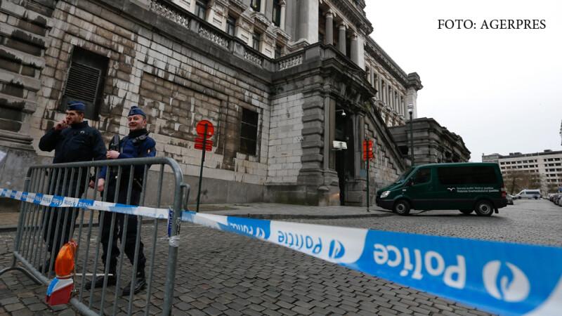 politisti belgieni