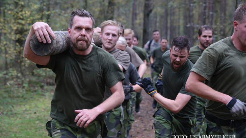 Suedia a reintrodus armata obligatorie. Tara scandinava se teme ca Rusia ar putea invada una dintre insulele sale