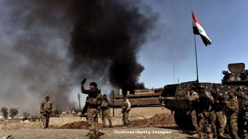 Fortele irakiene in Irak