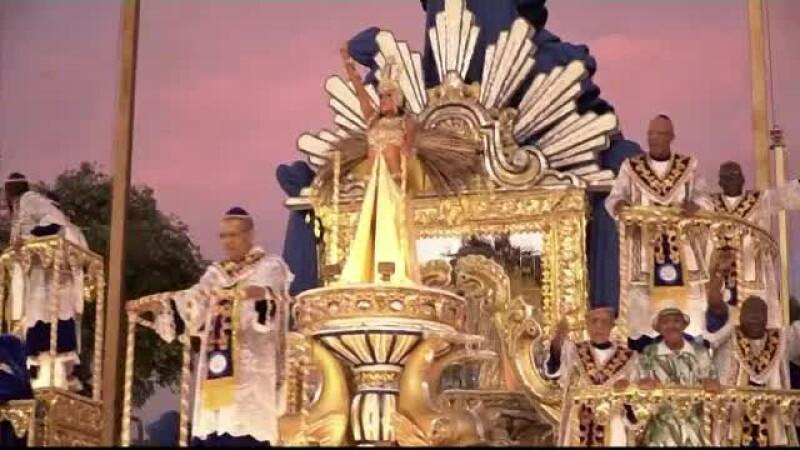 Finala cu emotii a carnavalului din Rio. Cea mai buna scoala de samba a castigat la o diferenta de o zecime de punct