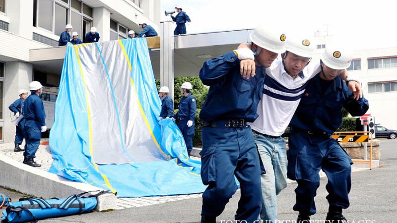 exercitiu supravietuire Japonia