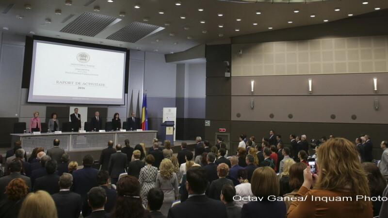bilantul Ministerului Public - Inquam