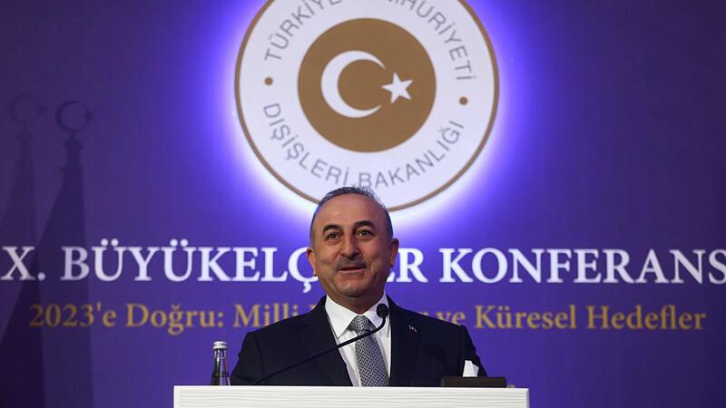 Mevlut Cavusoglu, ministru turc de externe