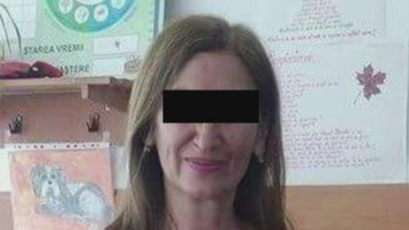 Sanctiunea primita de invatatoarea din Brasov, inregistrata in timp ce ii jignea pe copii. \