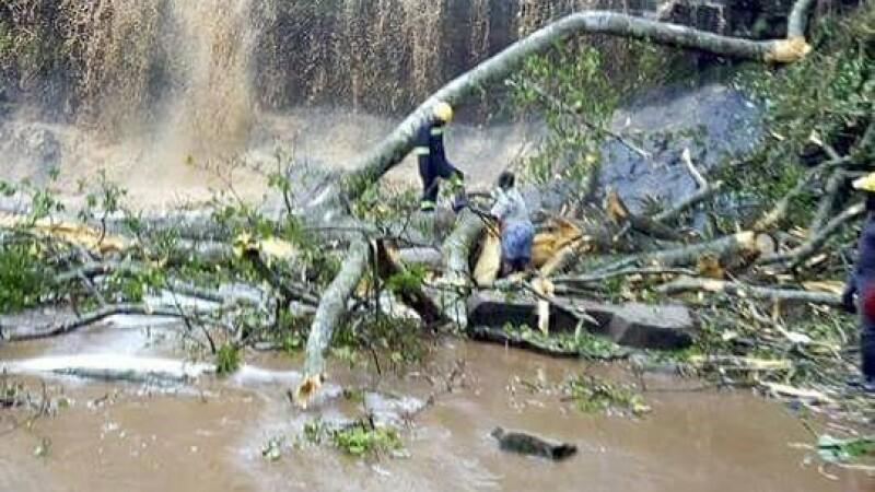 accident cascada Ghana