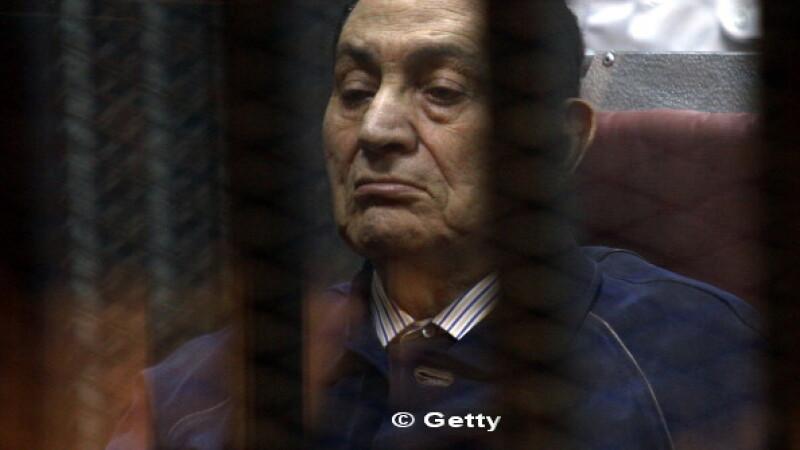 Fostul presedinte egiptean Hosni Mubarak a fost pus in libertate: \
