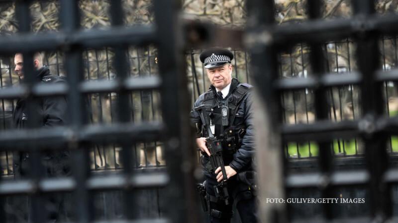masuri de securitate la Londra