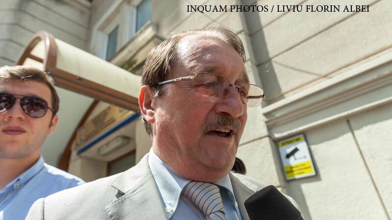 Mircea Basescu la DNA