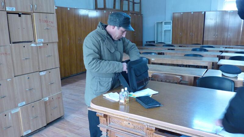 Politia Botosani a facut harta zonelor de cersit si a prins 4
