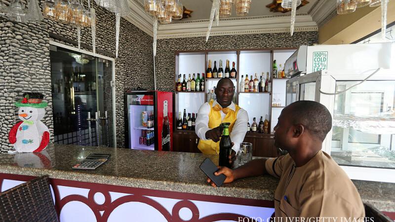 bar in Nigeria