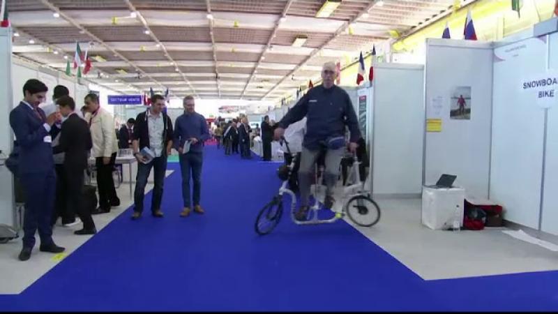 bicicleta geneva