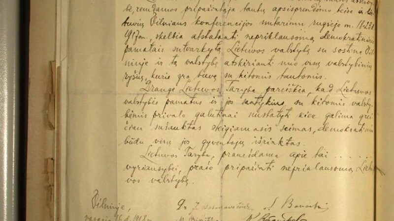 document Lituania
