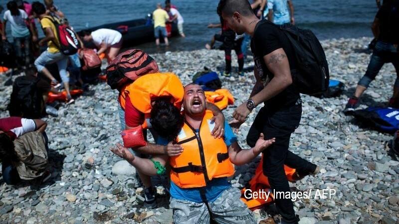 ONU: Peste 5 milioane de sirieni au fugit de razboiul din tara lor, din 2011 pana in prezent