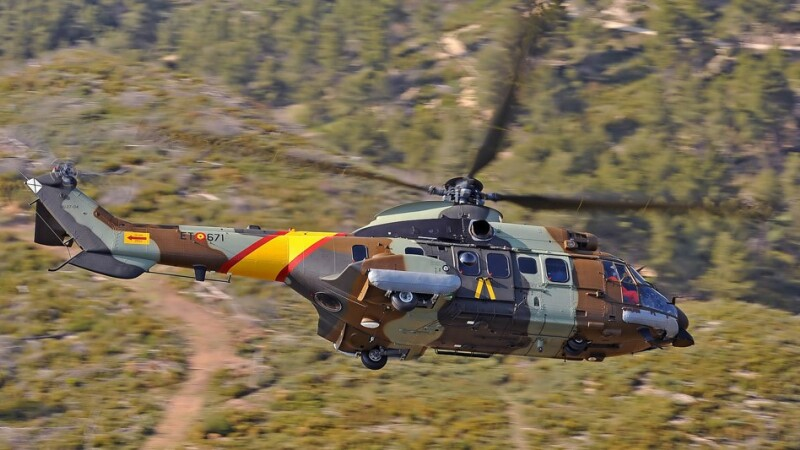 H215M elicopter