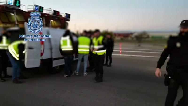 politie spaniola