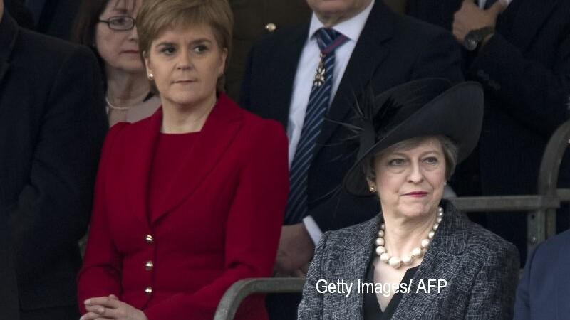 Premierul Scotiei, Nicola Sturgeon, i-a cerut oficial Theresei May sa permita un nou referendum pentru independenta