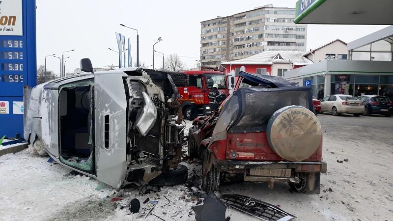 accident Vaslui