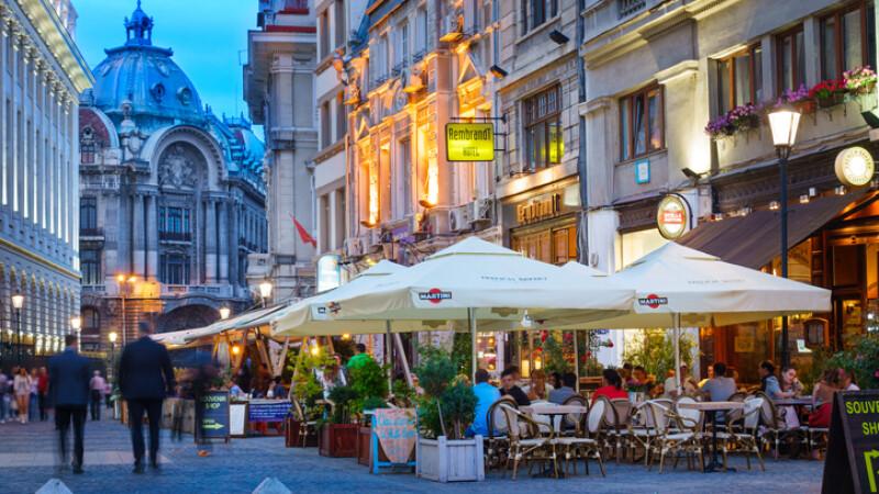 Capitala stabileşte regulile în materie de restaurante. Doar în Centrul Vechi sunt peste 200