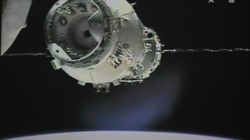 statia spatiala Tiangong-1